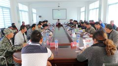 kok软件达公司举行各乡镇苗木代售点会议