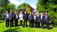 中国栖霞市经贸考察团赴法国、波兰考察