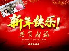衷心祝愿各级领导、各界朋友新春快乐、万事如意!