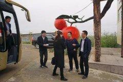 东营市垦利区委常委一行40余人参观kok软件达集团