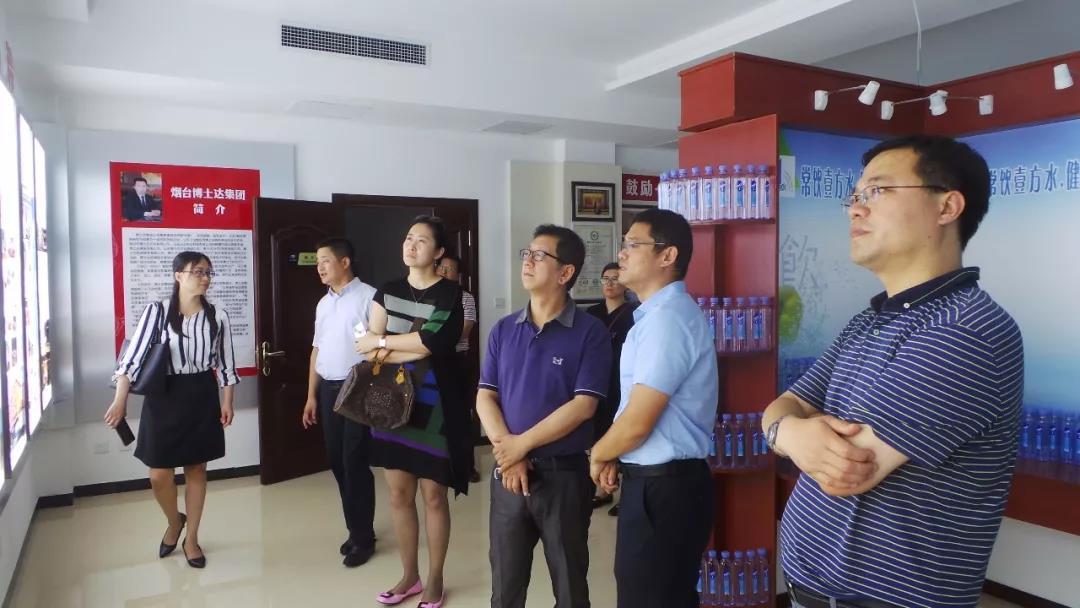 寿光市副市长王丽君等人参观考察kok软件达朋义家庭农场