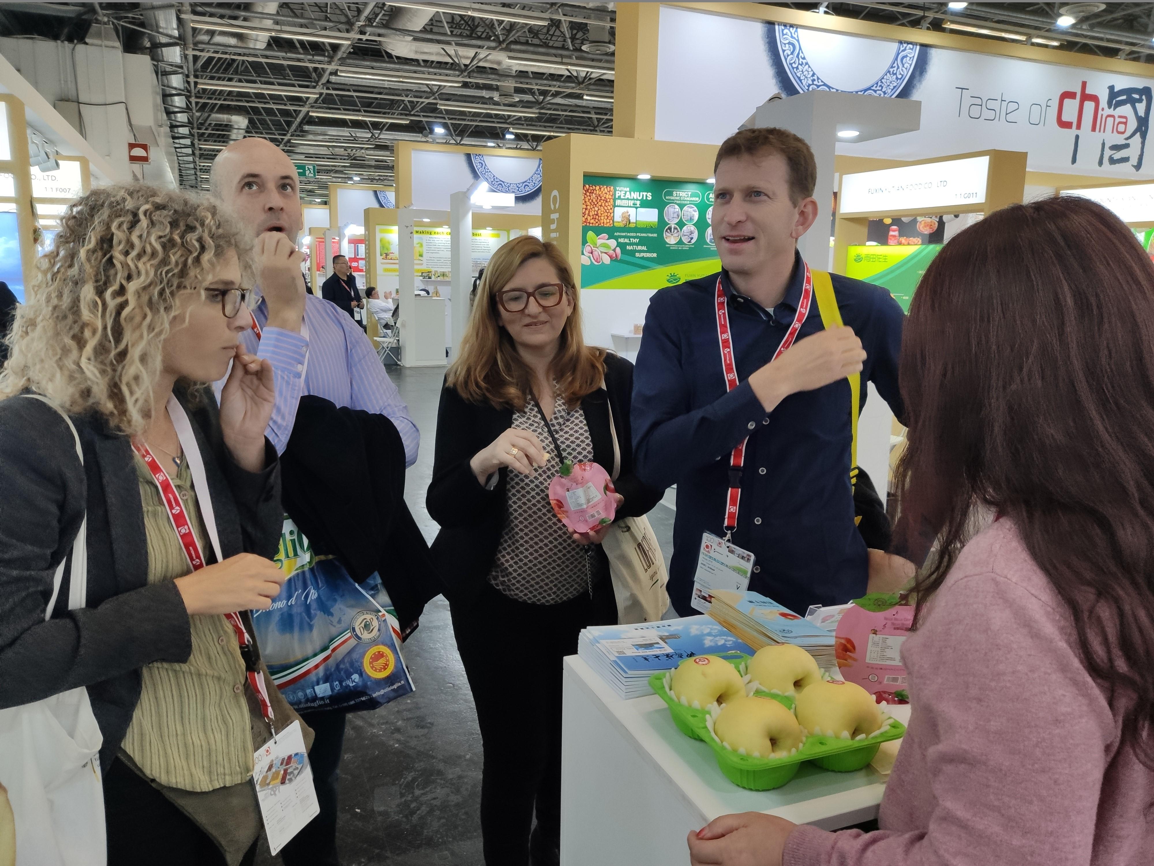 kok软件达集团—德国科隆国际食品展Anuga2019之旅