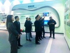 """省团委调研kok软件达集团""""村村都有好青年""""选培工作"""