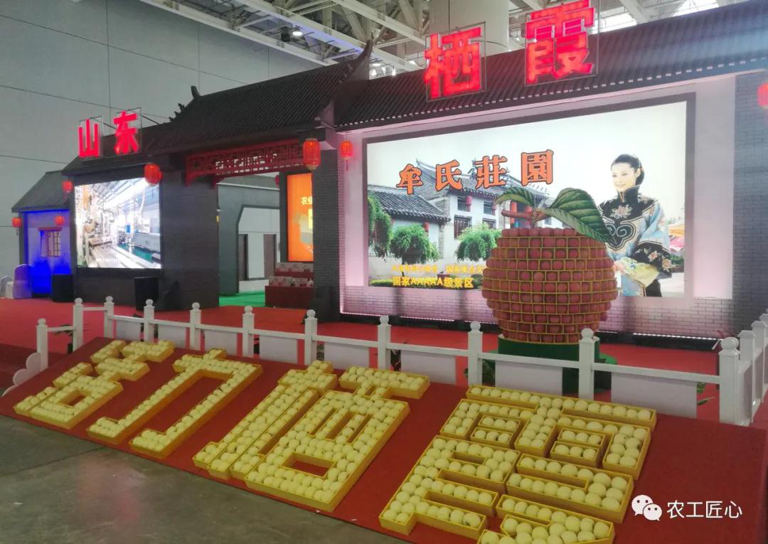 2020中国·山东苹果节圆满落幕