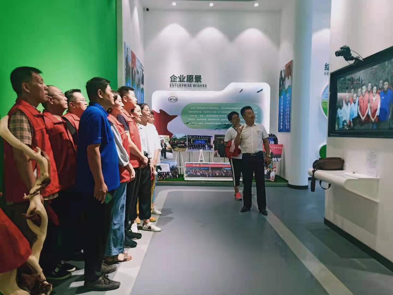 烟台市农研中心(农广校)走进kok软件达开展为农服务活动